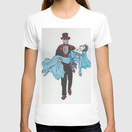 ZOMBIE HONEYMOON - 1950'S PRE-CODE HORROR T-shirt