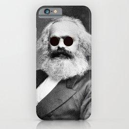 Cool Marx iPhone Case