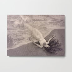 Mermaid Dream Metal Print