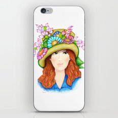 Derby Day iPhone Skin