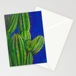 Cacti in Marrakech Stationery Cards