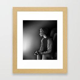 Gamer Life Framed Art Print