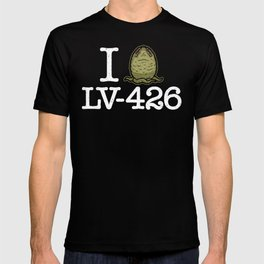 I Love LV-426 T-shirt
