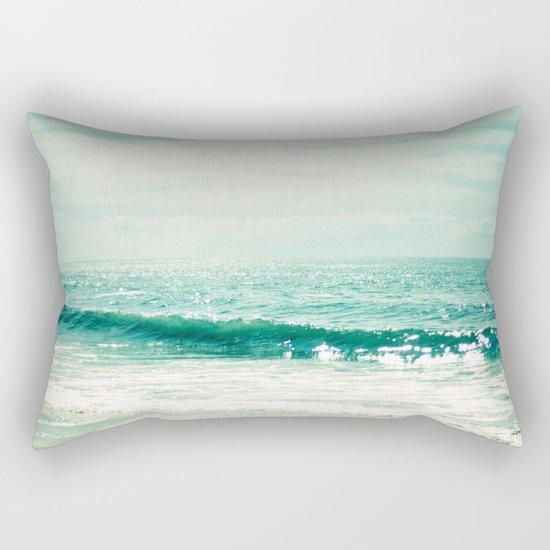 Sea of Tranquility... Rectangular Pillow