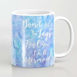 Mermaid | by Kukka Coffee Mug