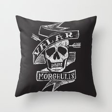 all men must die Throw Pillow