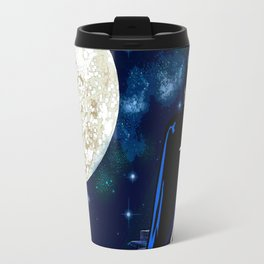 DON'T FEAR THE NIGHT FEAR THE KNIGHT Travel Mug