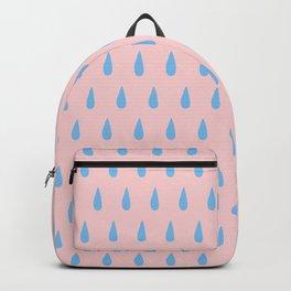 waterdrops (7) Backpack
