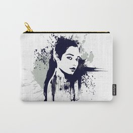 A Girl Carry-All Pouch