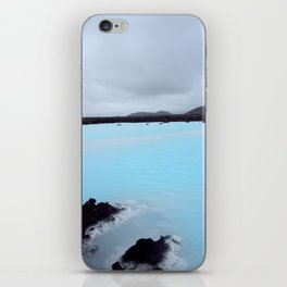 Blue Lagoon iPhone Skin