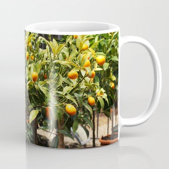Italian Oranges Coffee Mug