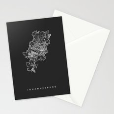 JOHANNESBURG Stationery Cards