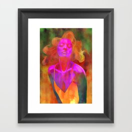 MUSE 1 Framed Art Print