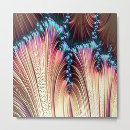 Deco Magic Metal Print