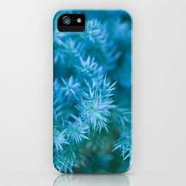 ENCHANTED GREEN #1 #art #society6 iPhone Case