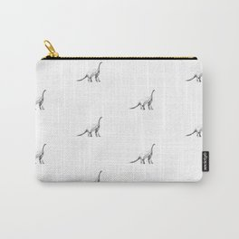 Diplodocus pattern. Carry-All Pouch