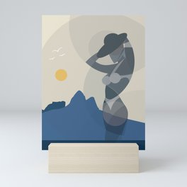 Girl from Ipanema Mini Art Print