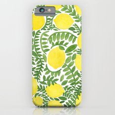 The Fresh Lemon Slim Case iPhone 6