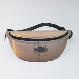 Anchored Off Shore Fanny Pack
