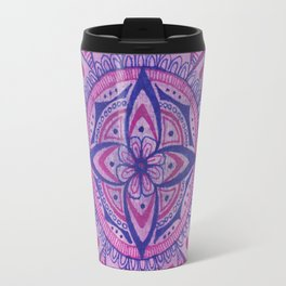 Simpe Purpe Manala Travel Mug