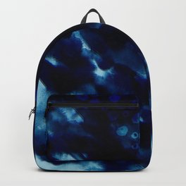 Shibori Seas Backpack