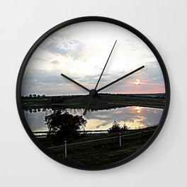 17ne033 Wall Clock
