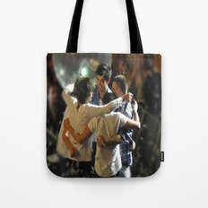 One Direction Madison Square Garden MSG 2 Tote Bag
