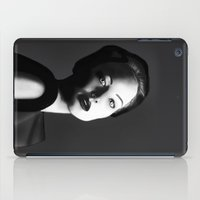 jennifer lawrence iPad Cases featuring Jennifer Lawrence by BeckiBoos