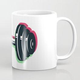 Dumbbell Coffee Mug
