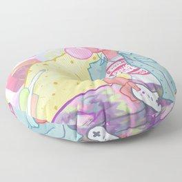 Hella 90s Floor Pillow