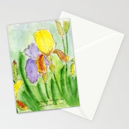Magic Iris Stationery Cards