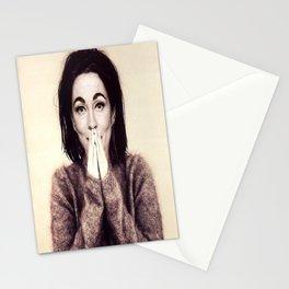 Mommie Bjork Stationery Cards