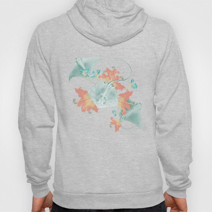 Lilies that sting Hoody