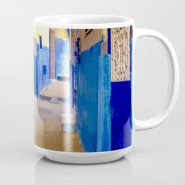 Tangier Morocco Medina Coffee Mug