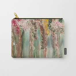 Woods in Spring Carry-All Pouch