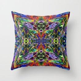 Pattern-298 Throw Pillow