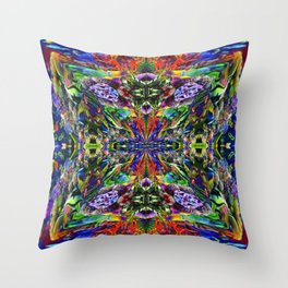 Pattern-298 Throw Pillow