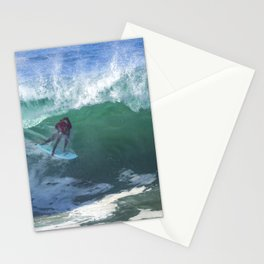 Jamie O'Brien @ The Wedge. 7-5-20   Stationery Cards