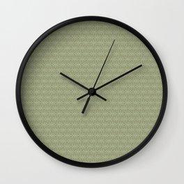 Celtic Knot Pattern III Wall Clock