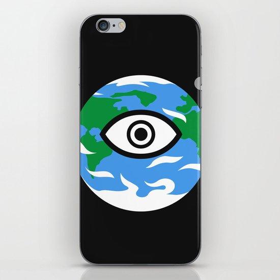 Curious iPhone & iPod Skin