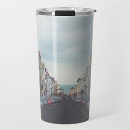 Brighton Houses Travel Mug