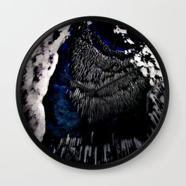 Icicle Ceiling Wall Clock