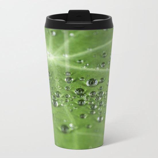 water beads Metal Travel Mug