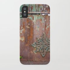 hard and soft iPhone X Slim Case