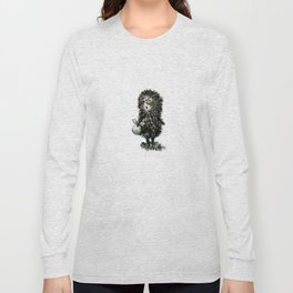Hedgehog in the fog Long Sleeve T-shirt