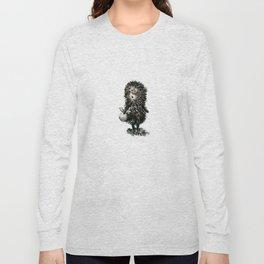 Hedgehog in the fog Long Sleeve T-shirt