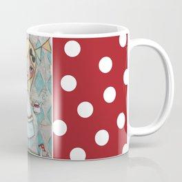 Alice and the Dormouse  Coffee Mug
