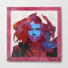 Howard Jones - Transform Metal Print