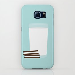 #25 Milk and Cookies iPhone Case