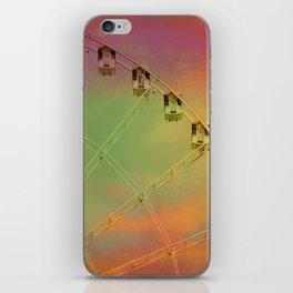 Travel Dreams iPhone Skin